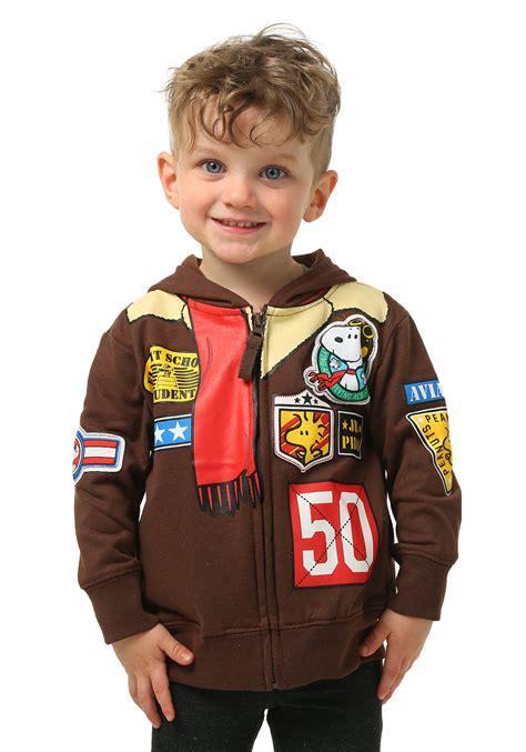 bomber jacket for toddler boy peanuts toddler boys snoopy bomber jacket hooded sweatshirt