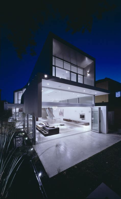 Minimalist Modern | modern minimalist beach house wave house by tony owen