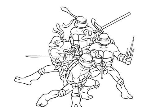 ninja coloring page free get this teenage mutant ninja turtles coloring pages free