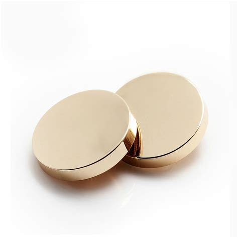 Gold Button by Aliexpress Buy 10pcs 25mm Gold Color Metal Button