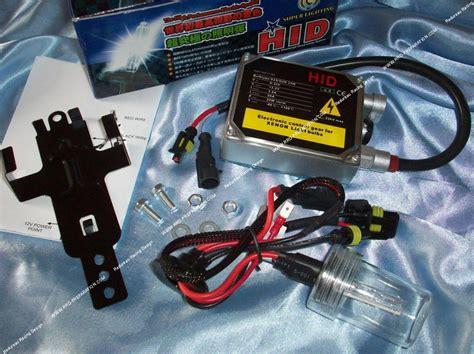 Lu Hid Motor H7 complete kit xenon hid universal h7 12v35w motor bike scooter car www rrd preparation