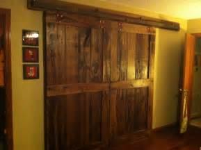 Barn Door For Closet Barn Doors For The Bedroom Closet Household Idea S