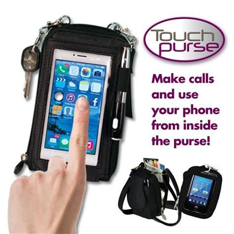 Sarung Ume Universal 3 3 3 6 Inch T1910 1 multifunction touch purse phone package sarung smartphone black jakartanotebook