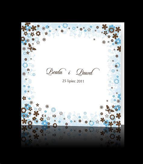 art design zaproszenia cała kolekcja zaproszenie b11309