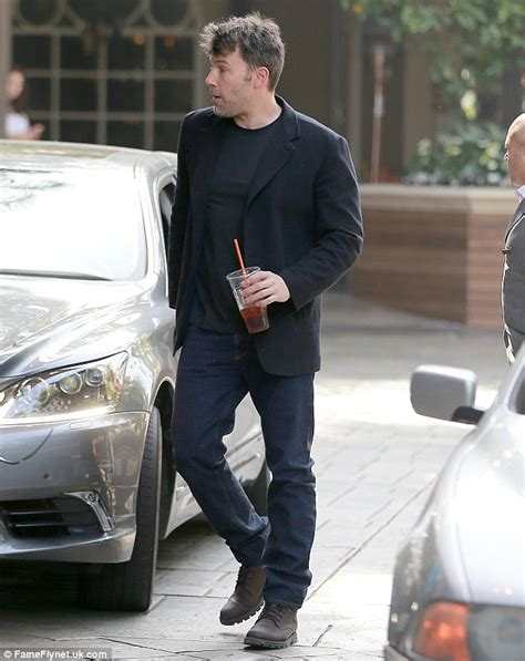 Ben Affleck Is Just Not That In To You by Ben Affleck Looks Worn Out After Both Garner And