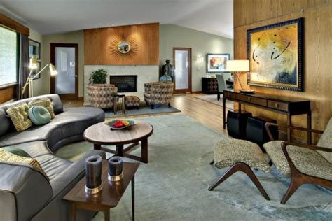 Mid Century Modern Living Room Ideas by 14 Mid Century Modern Living Room Design Ideas Style