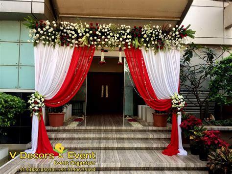 decors  event   wedding entrance decor