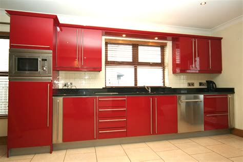 Kitchen Island Red modern kitchens from paul james co donegal