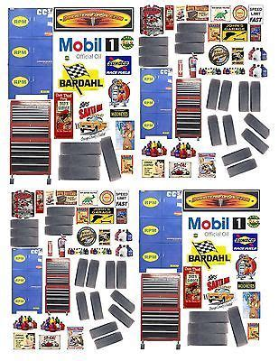 Rc Aufkleber Selber Machen by 1 24th Garage Shop Decals For Diecast Model Car Dioramas