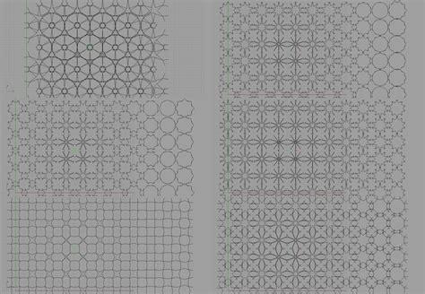 islamic pattern grasshopper tutorial islamic pattern attractor grasshopper