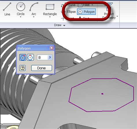 pattern sketch tool inventor from the trenches with autodesk inventor quick hole