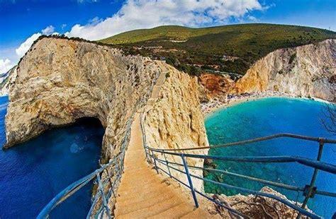 porto katsiki lefkada porto katsiki the clearest waters of greece best