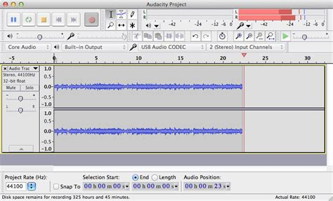 format audio libre audacity un logiciel libre gratuit et multi plateforme