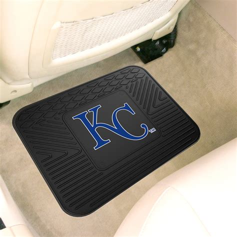 City Mat by Kansas City Royals Utility Mat Vinyl 14 X 17