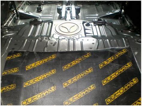 Karpet Lantai Tempel cara redam suara di kabin mitsubishi mirage bekasi otomotif