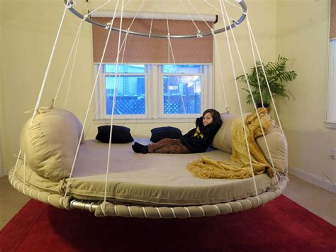 round hanging bed advanced design floating round hanging bed with upper