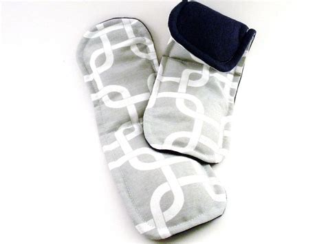 sox microwavable slippers heated foot pads microwave socks or slippers with