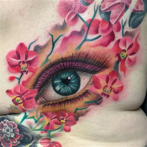 watercolor tattoo eye watercolor tattoos best design ideas