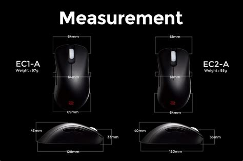 Zowie Benq Ec2a Gaming Mouse review benq zowie ec2 a fps gaming mouse vozforums