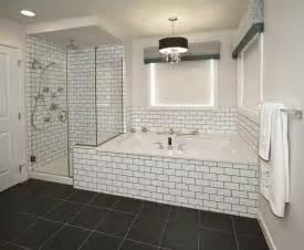 Bathroom Ideas Subway Tile Fascinating Subway Tile Bathroom Designs With Tips