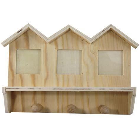 cornice in legno attaccapani in legno con cornice casetta