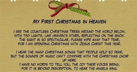 peace love understanding christmas poem