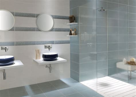 large bathroom tiles 35 large blue bathroom tiles ideas and pictures