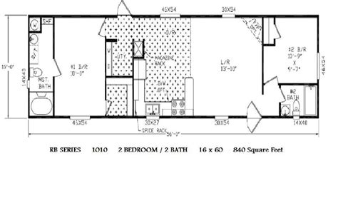 16 wide mobile home floor plans manufactured homes modulars mobile homes missouri illinios