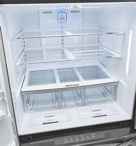 Lg Fridge Door Shelf by Lg Lmxs30776d 36 Inch Door Refrigerator With 29 7