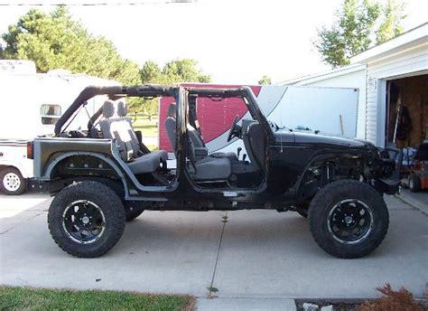 doorless jeep doorless 4 door pics page 13 jk forum com the top