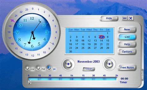 computer alarm clock software alarm master