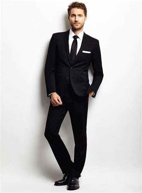20 Best Black Suit For Men   Mens fashion   Formal men