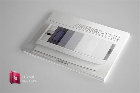 indesign catalogue template brochure templates on