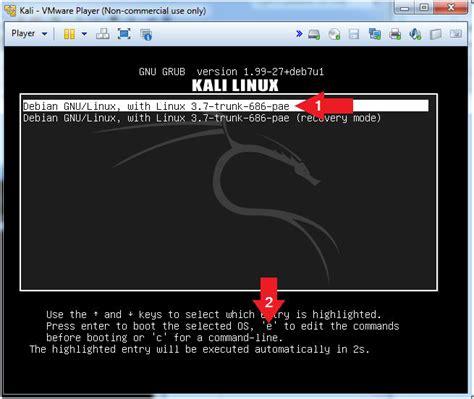 tutorial grub linux boot linux grub into single user mode