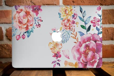 girly wallpaper for macbook air pretty floral macbook air 13 case macbook pro 13 case macbook