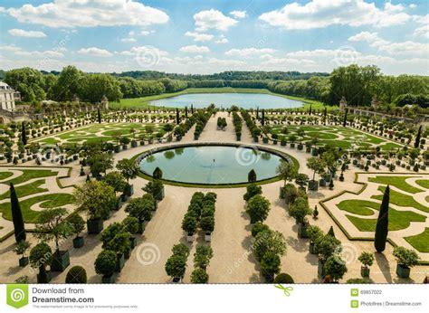 Garten Versailles by Garten Versailles Palast Frankreich Stockfoto Bild 69857022