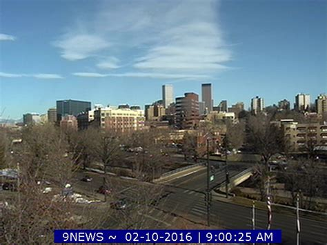webcam denver colorado 9news live on camera
