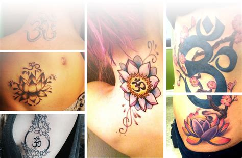 Om Tattoo Meaning And The Best Designs Inkdoneright Meaning Of Om Tattoos