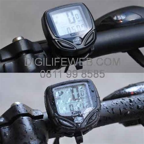 Fungsi Sppd by Speedometer Sepeda Wireless Sd548c 14 Fungsi