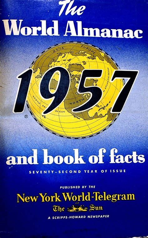 the world almanac and book of facts 2018 books the world almanac and book of facts 1957 1950 1979