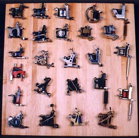 tattoo machine mechanics tattoo machines
