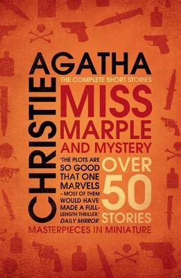 marple  mystery   stories  agatha christie
