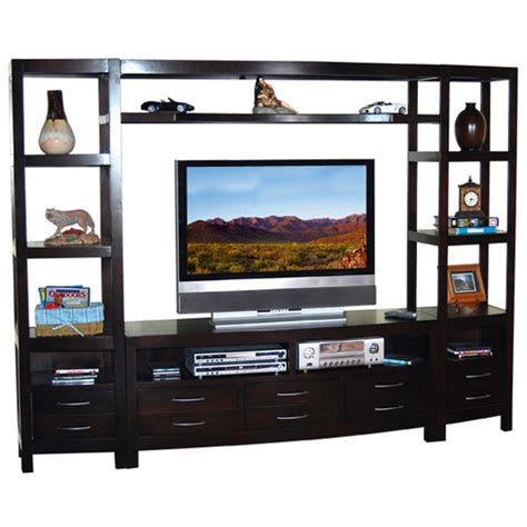 60 tv entertainment center entertainment centers 60 quot tv console from seabrook