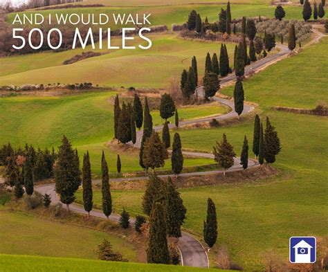 i would walk miles mp3 tfttf718 and i would walk 500 miles photography tips