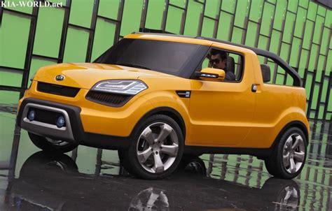 kia soul truck kia soul truck concept pictures leak on to the web kia
