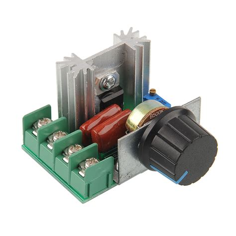 2000w Voltage Regulator Dimmer Motor Speed Controller 2000w ac 220v voltage regulator speed controller dimmer