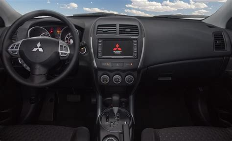 Mitsubishi Outlander Sport Interior Pictures by Car And Driver