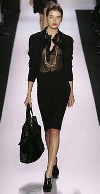 Diane Furstenberg Fall 2007 The Bag Snob by Fall 2007 Fashion Week Notebook Diane Furstenberg
