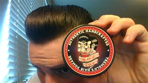 Pomade Slick slick by tremolo s pomade review