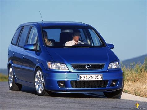 Opel Zafira Specs by 1999 Opel Zafira A Pictures Information And Specs